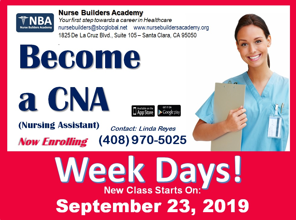 Nurse Builders Academy Notification